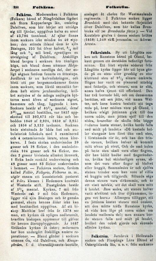 350 (Historiskt-geografiskt och statistiskt lexikon öfver Sveri