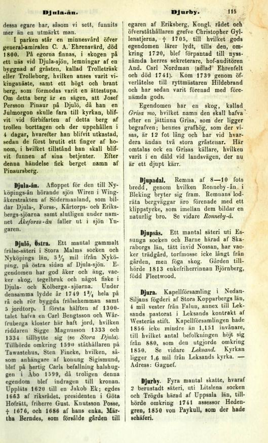 115 (Historiskt-geografiskt och statistiskt lexikon öfver Sveri