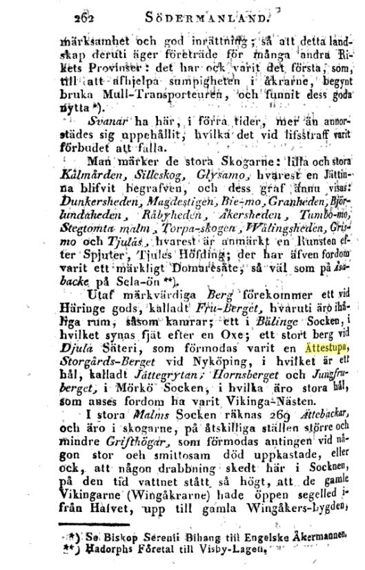 Erik Tunelds Geografi öfver konungariket Sverige. 8e uppl._1827 s262