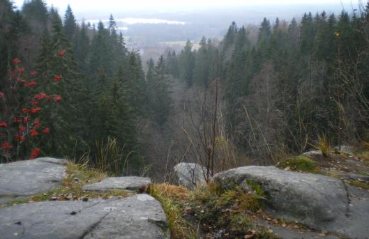 Skara Ö från Jättedalen - Niklasm