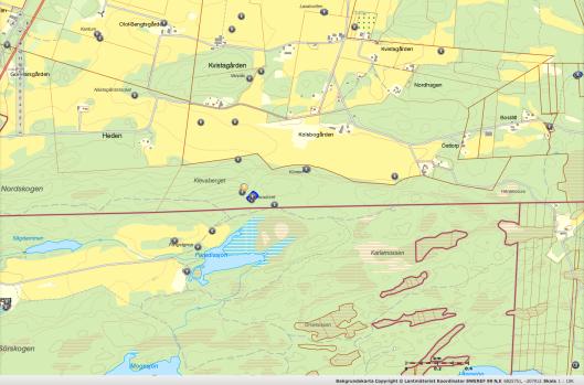 Klevaberget_R_Karta