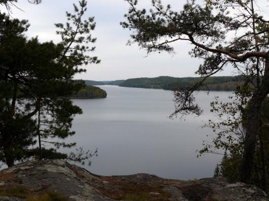 Utsikt från Valberget