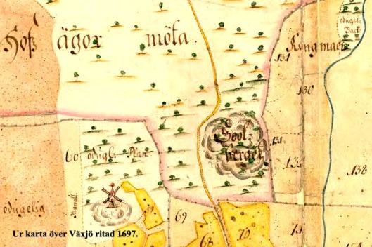 Solberget 1697