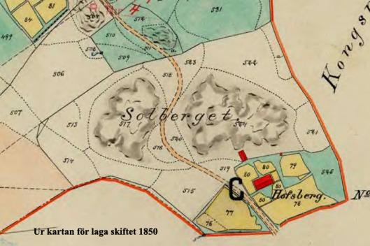 Solberget 1850